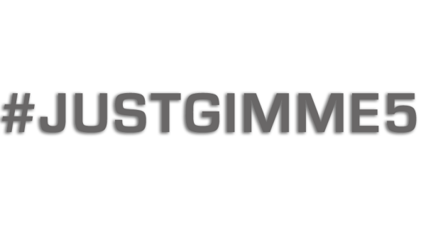 hash_justgimme5